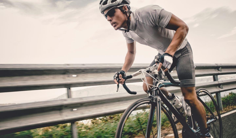 motionscyklister rejsningsproblemer