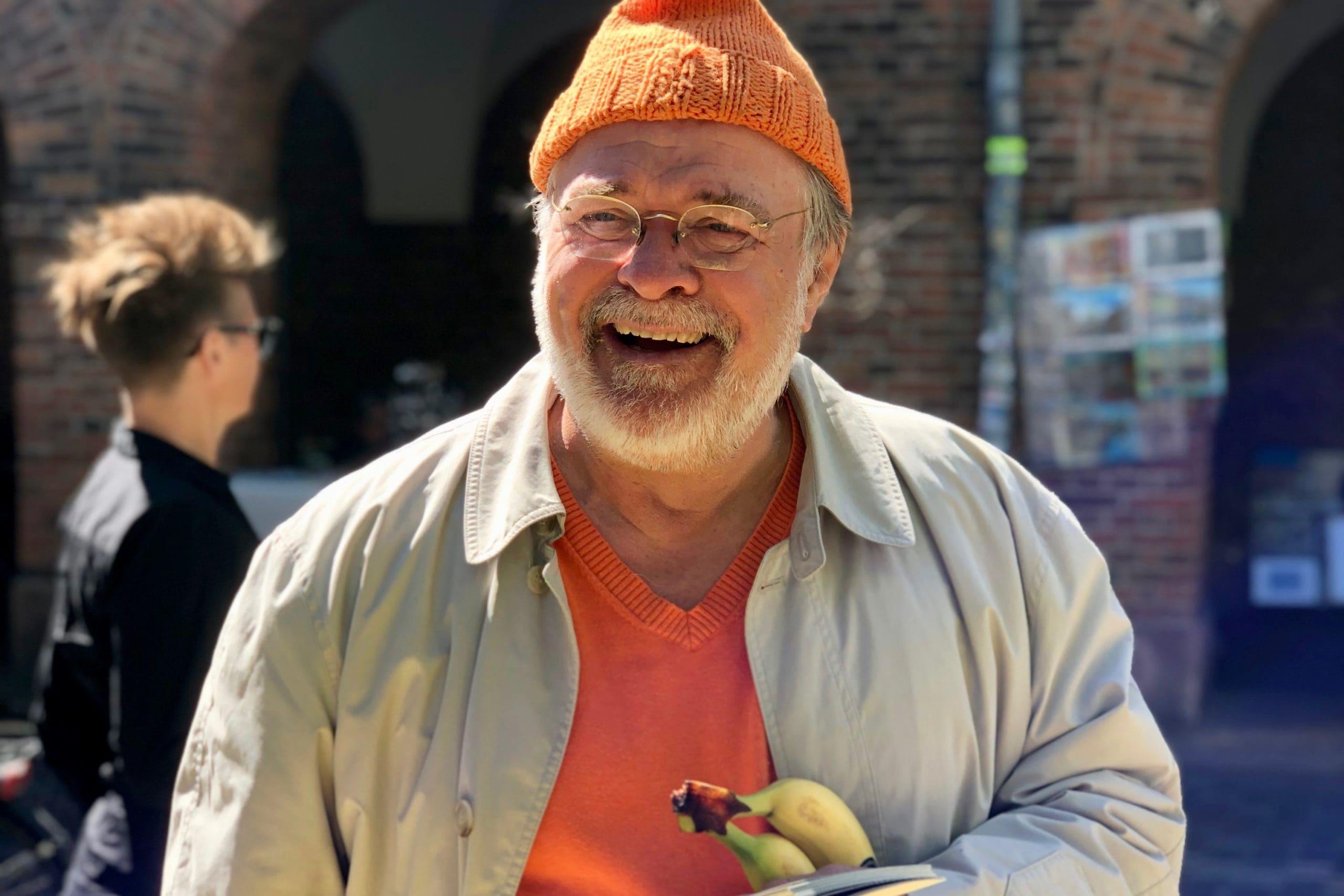 Dick Kaysø blev kureret for impotens med shockwave-behandling